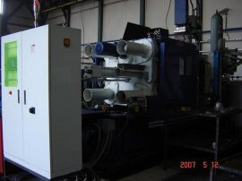400Ton / Cold Chamber